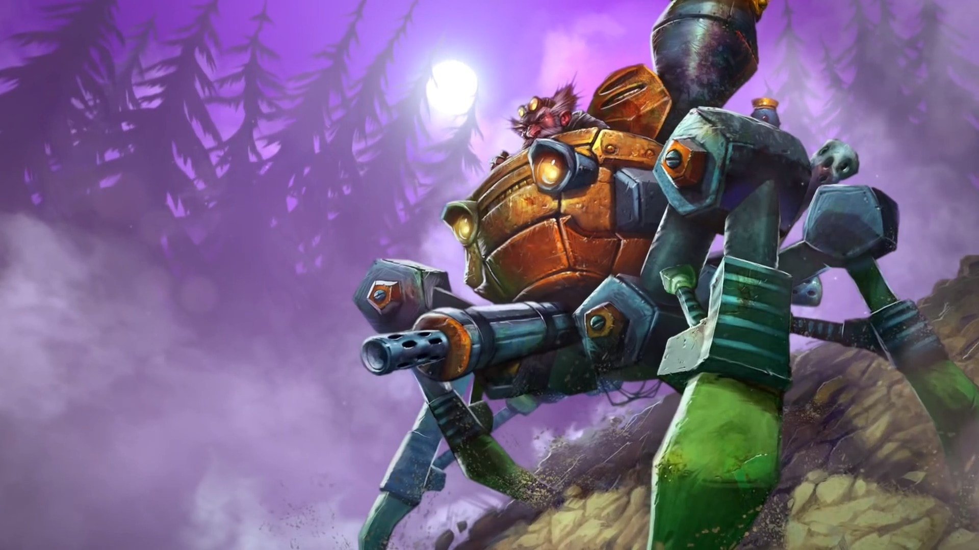 Hearthstone: Goblins Vs. Gnomes HD pics