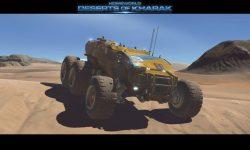 Homeworld: Deserts of Kharak HD pics