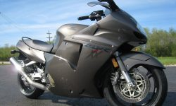 Honda Blackbird CBR1100XX HD pics