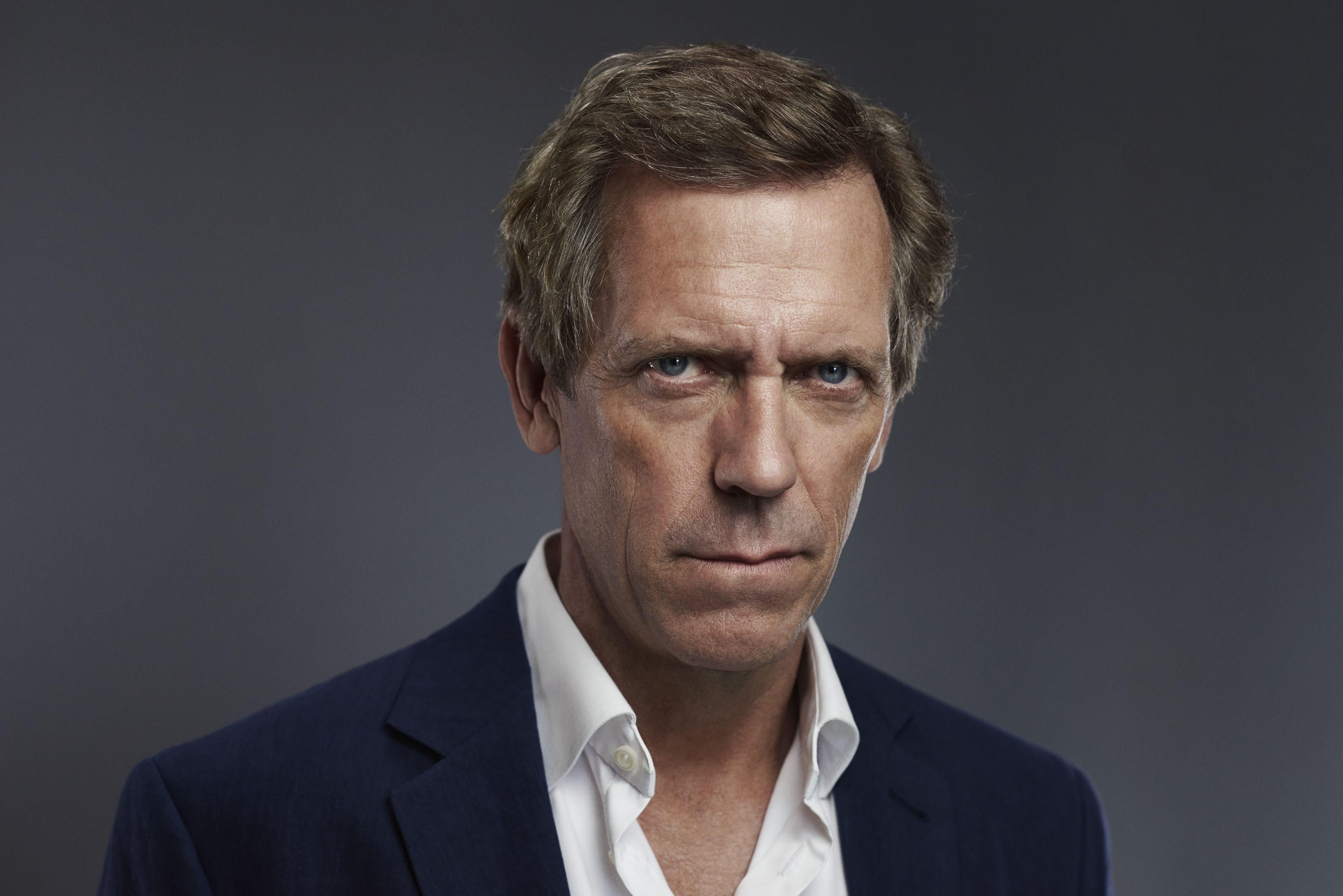 Hugh Laurie HD pics