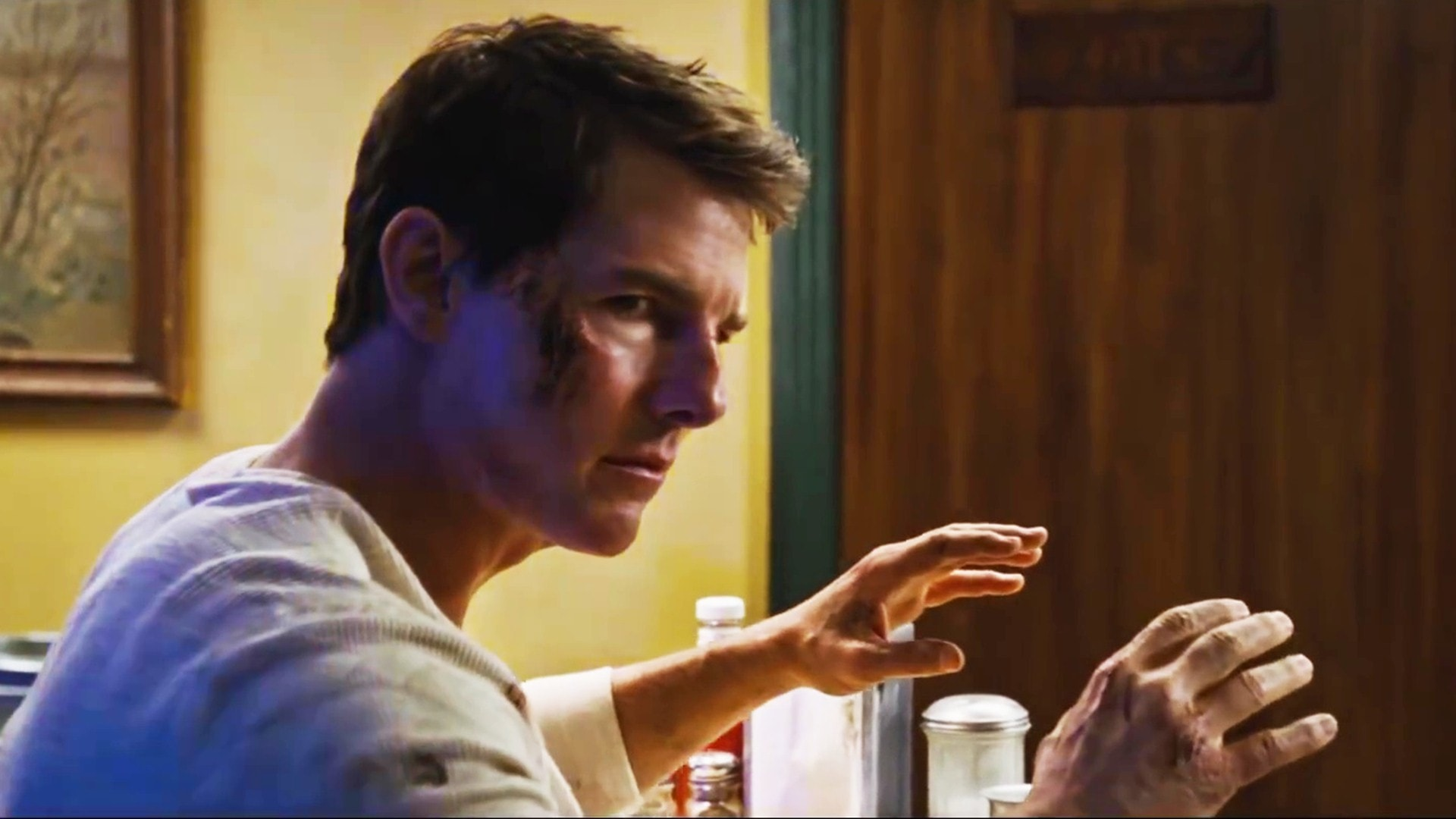 Jack Reacher: Never Go Back HD pics