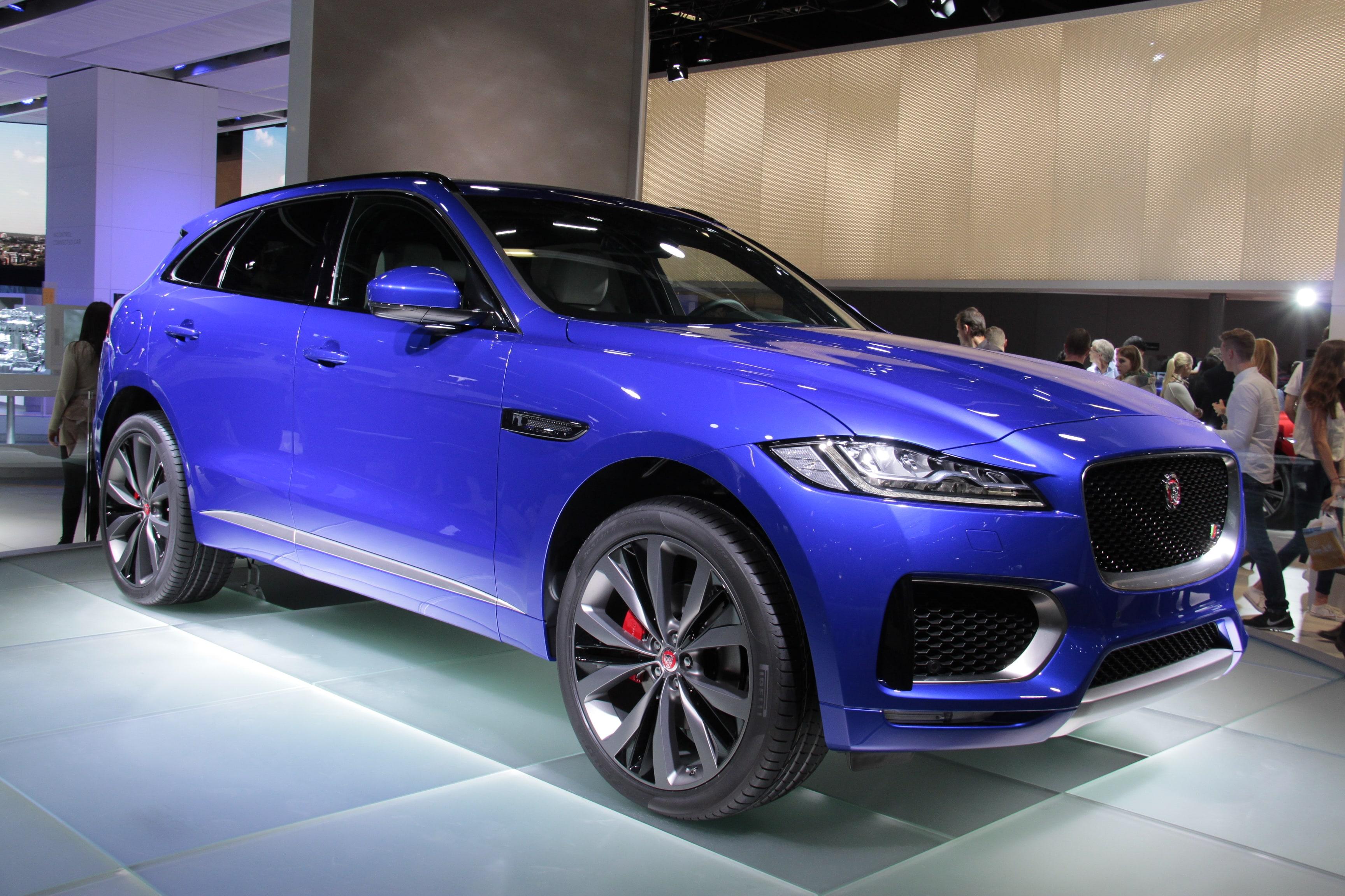 Jaguar F-Pace HD pics