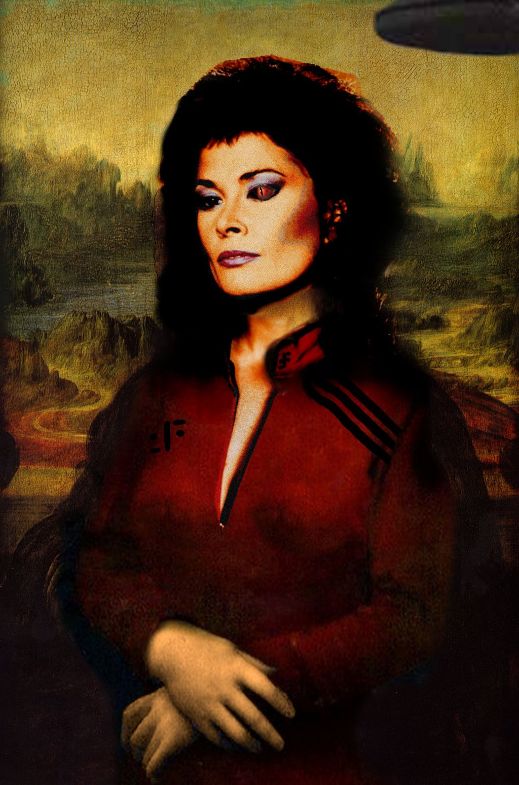 Jane Badler Screensavers