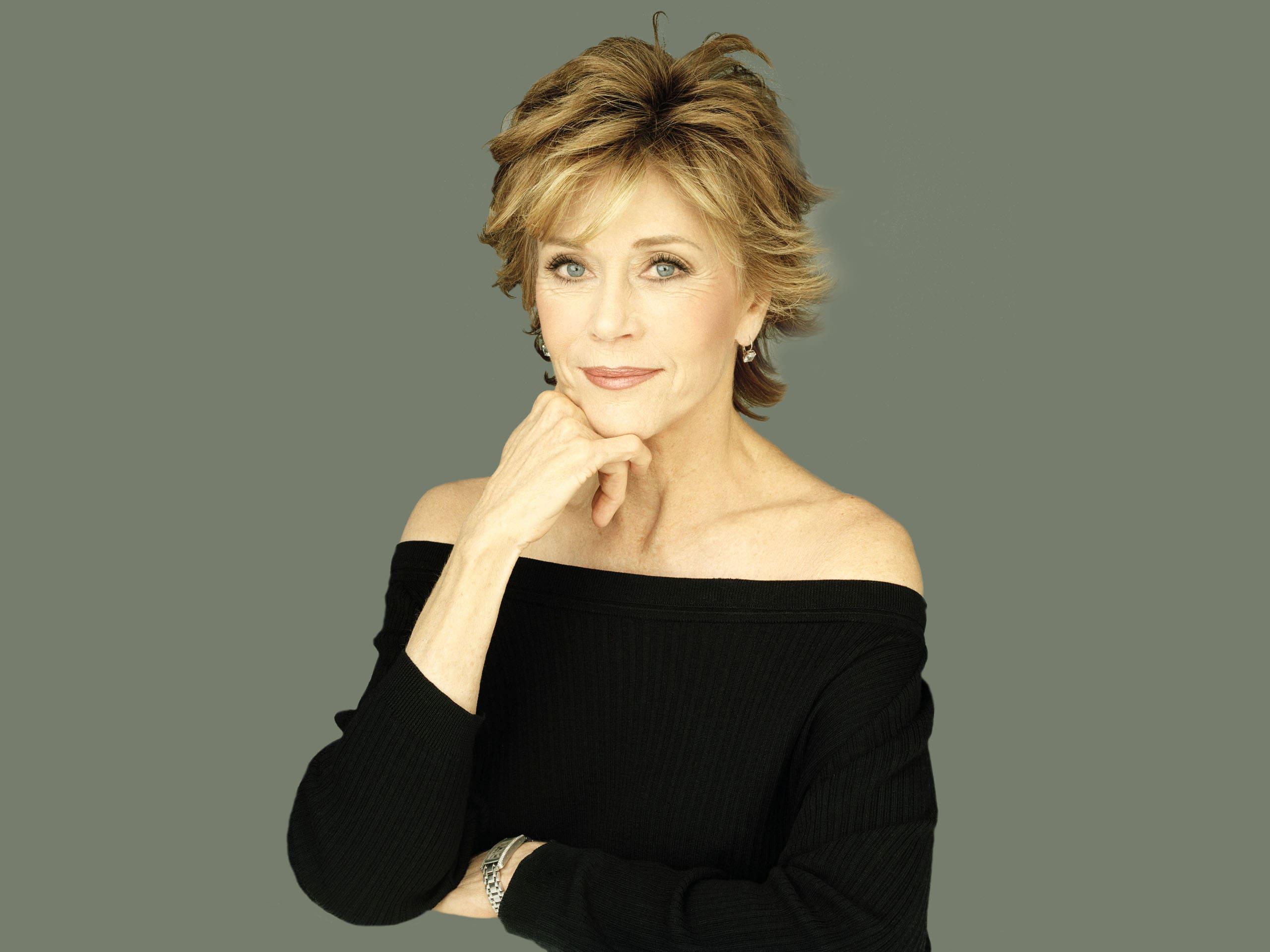 Jane Fonda HD pics