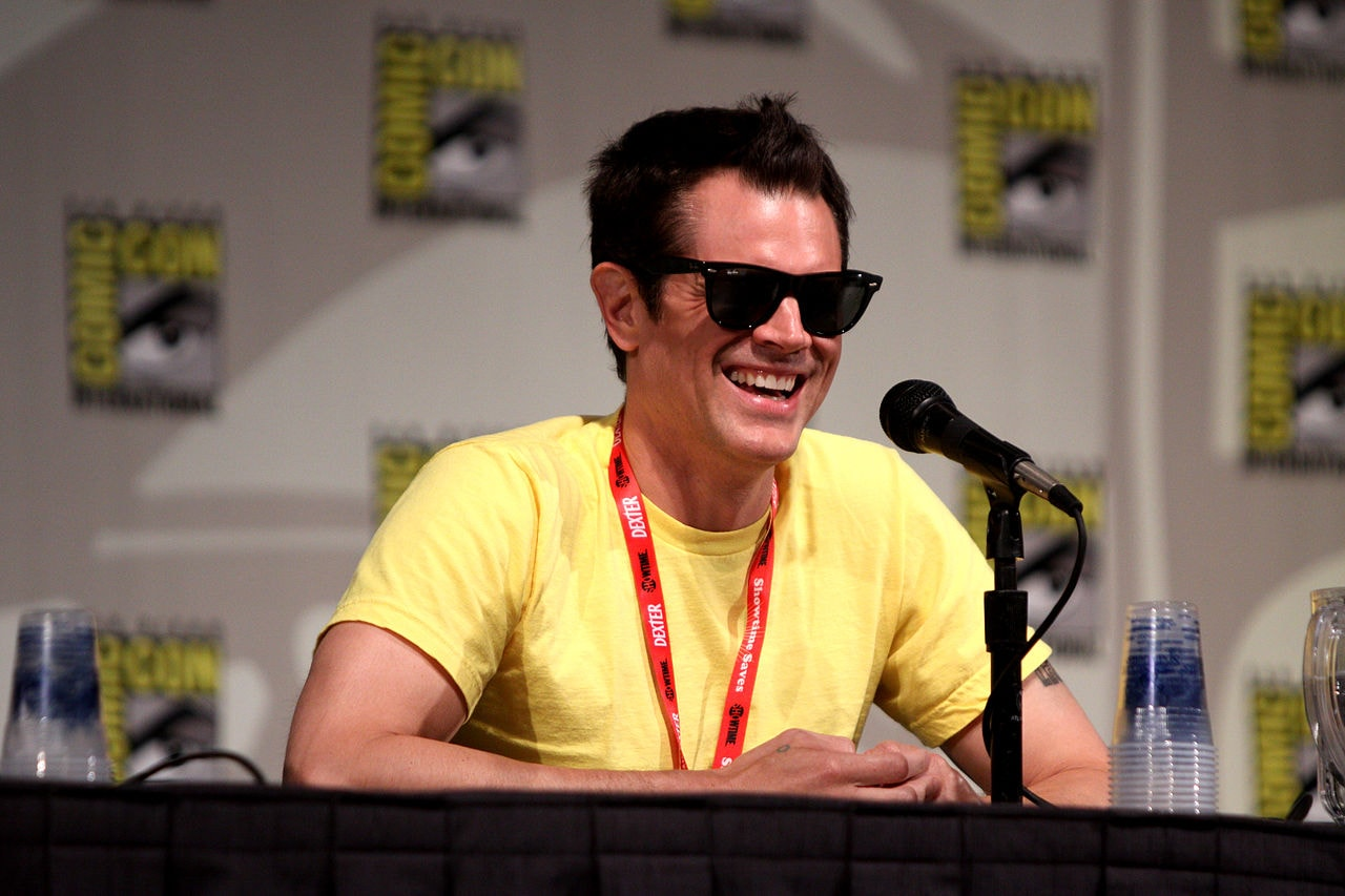 Johnny Knoxville HD pics