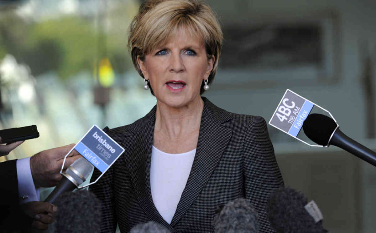 Julie Bishop HD pics