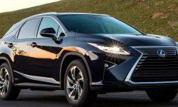 Lexus RX 4 HD pics