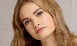 Lily James HD pics