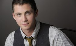 Logan Lerman HD pics