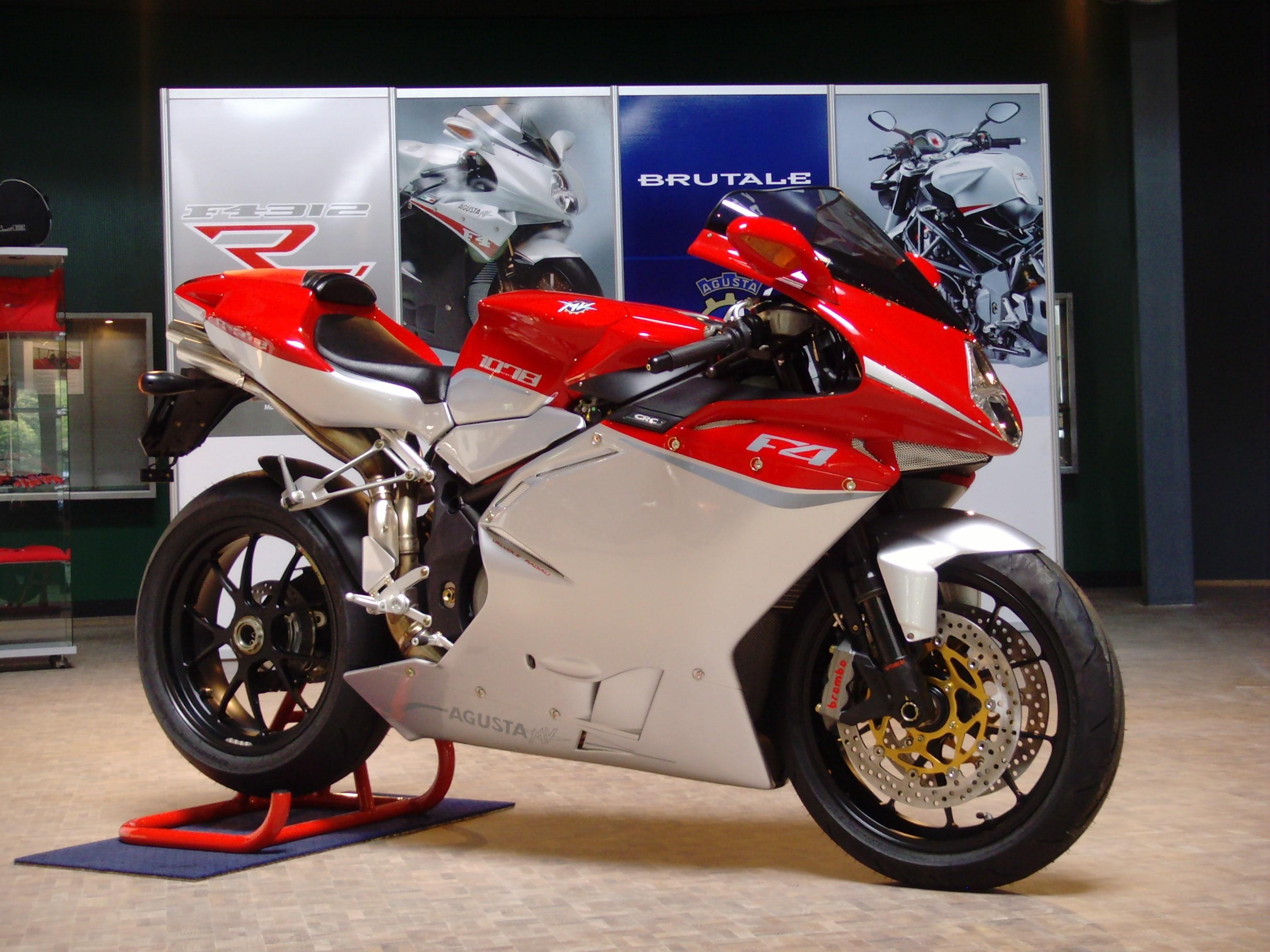 MV Agusta F4 CC HD pics
