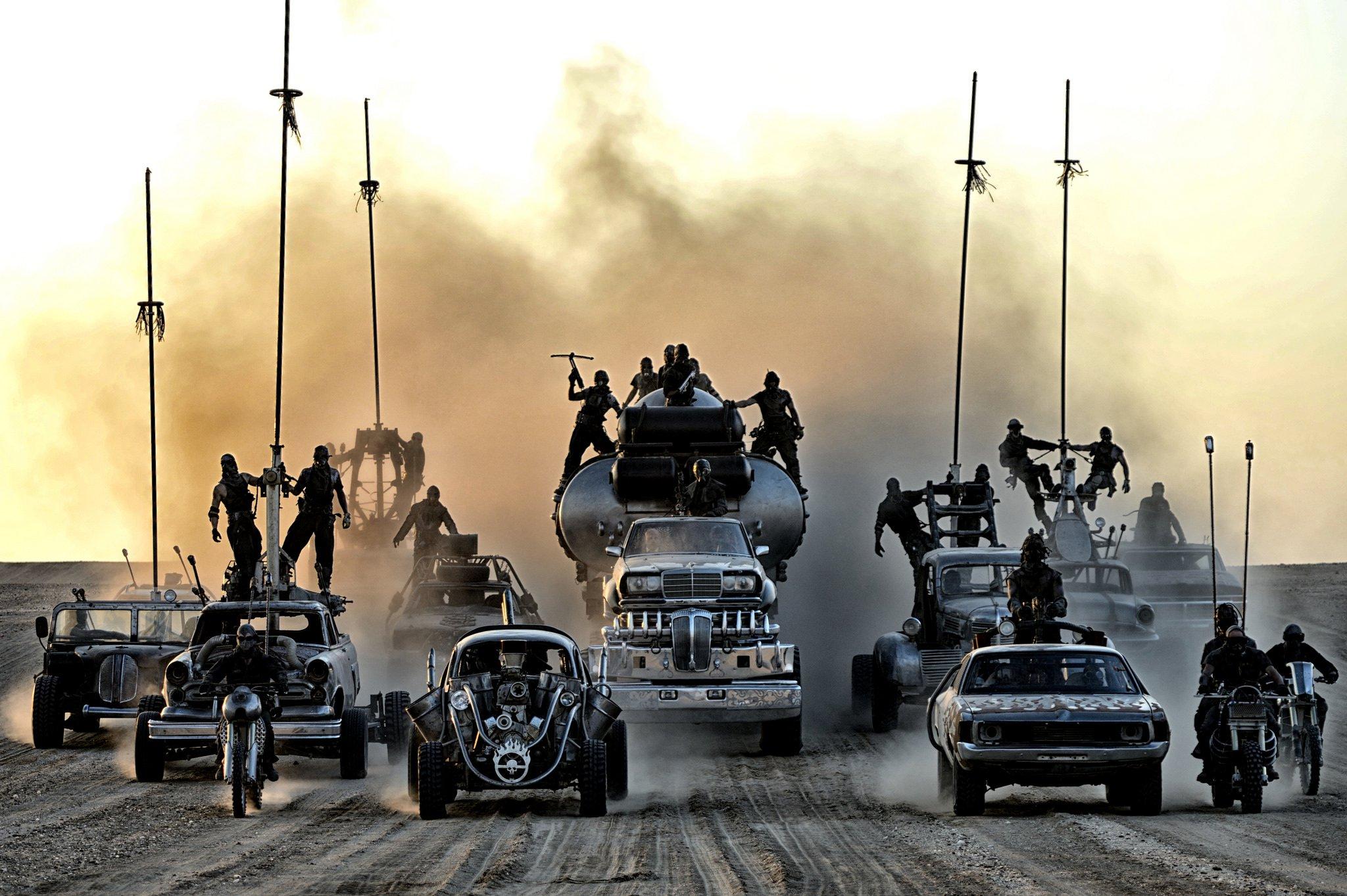 Mad Max: Fury Road HD pics