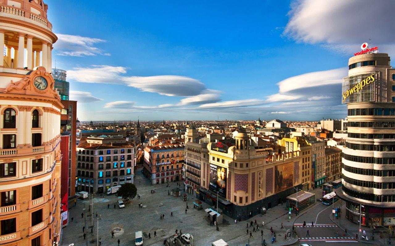 Madrid HD pics