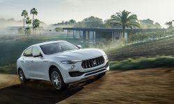 Maserati Levante HD pics