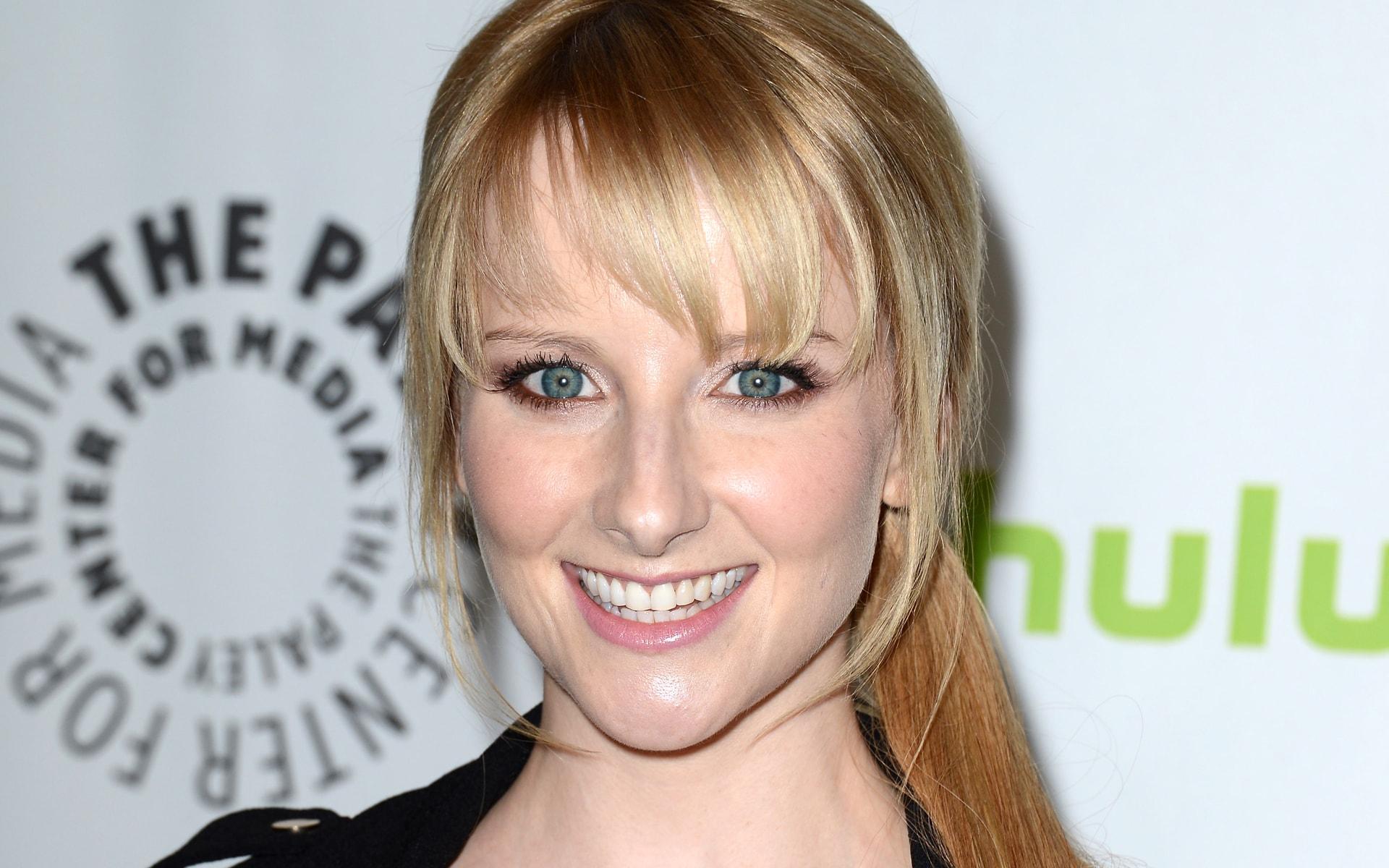Melissa Rauch HD pics