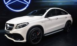Mercedes-Benz GLE coupe full hd wallpapers