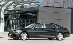 Mercedes-Maybach S-Class HD pics