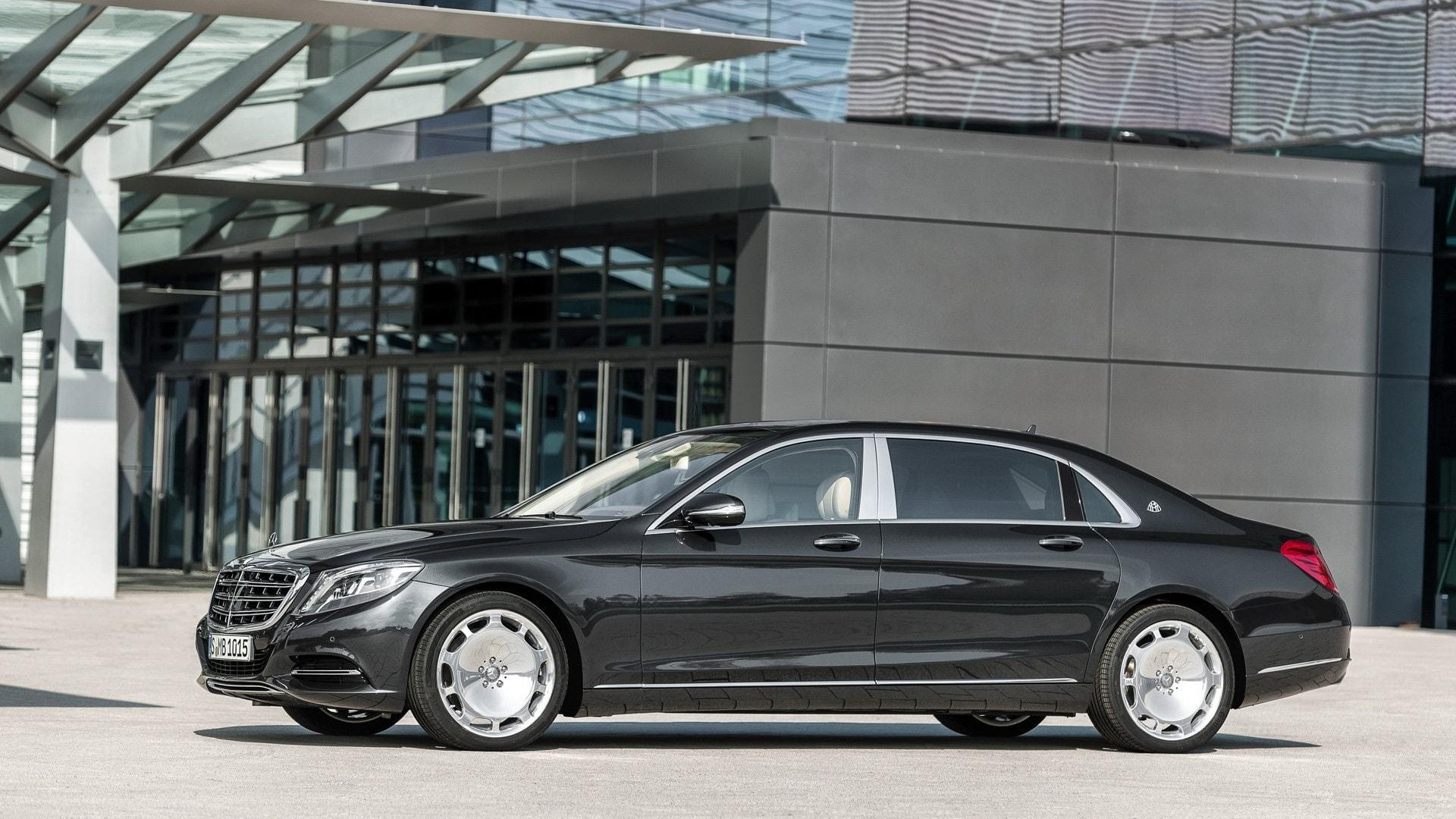 Mercedes-Maybach S-Class HD pics