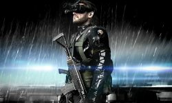 Metal Gear Solid V: The Phantom Pain HD pics