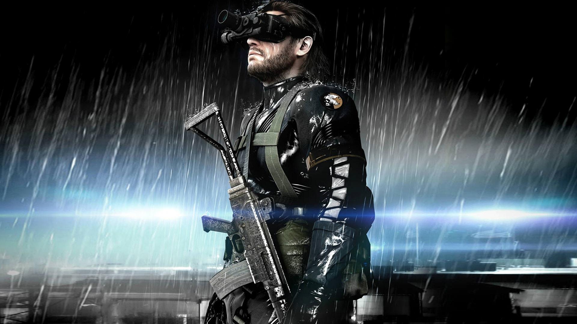 Metal Gear Solid V: The Phantom Pain HD pics