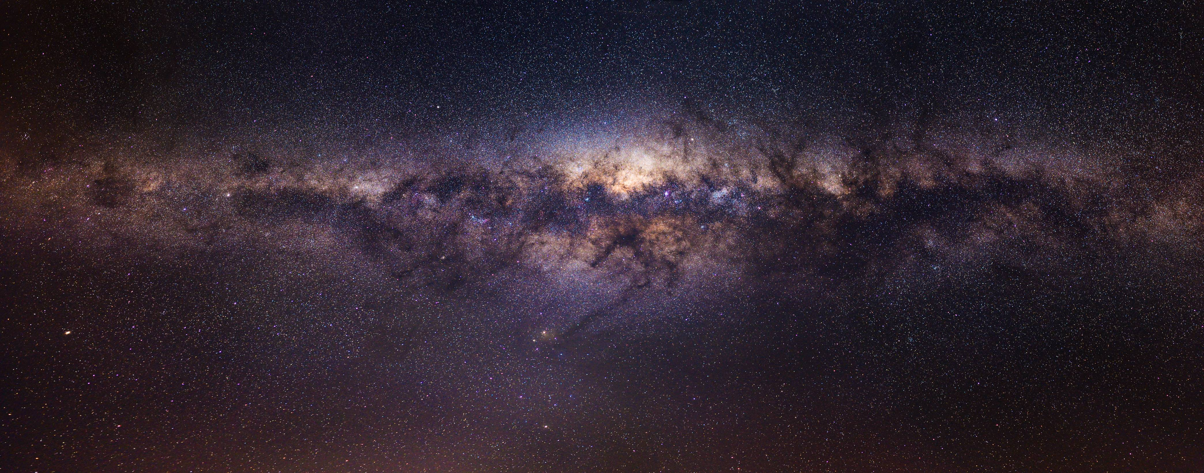 Milky Way HD pics