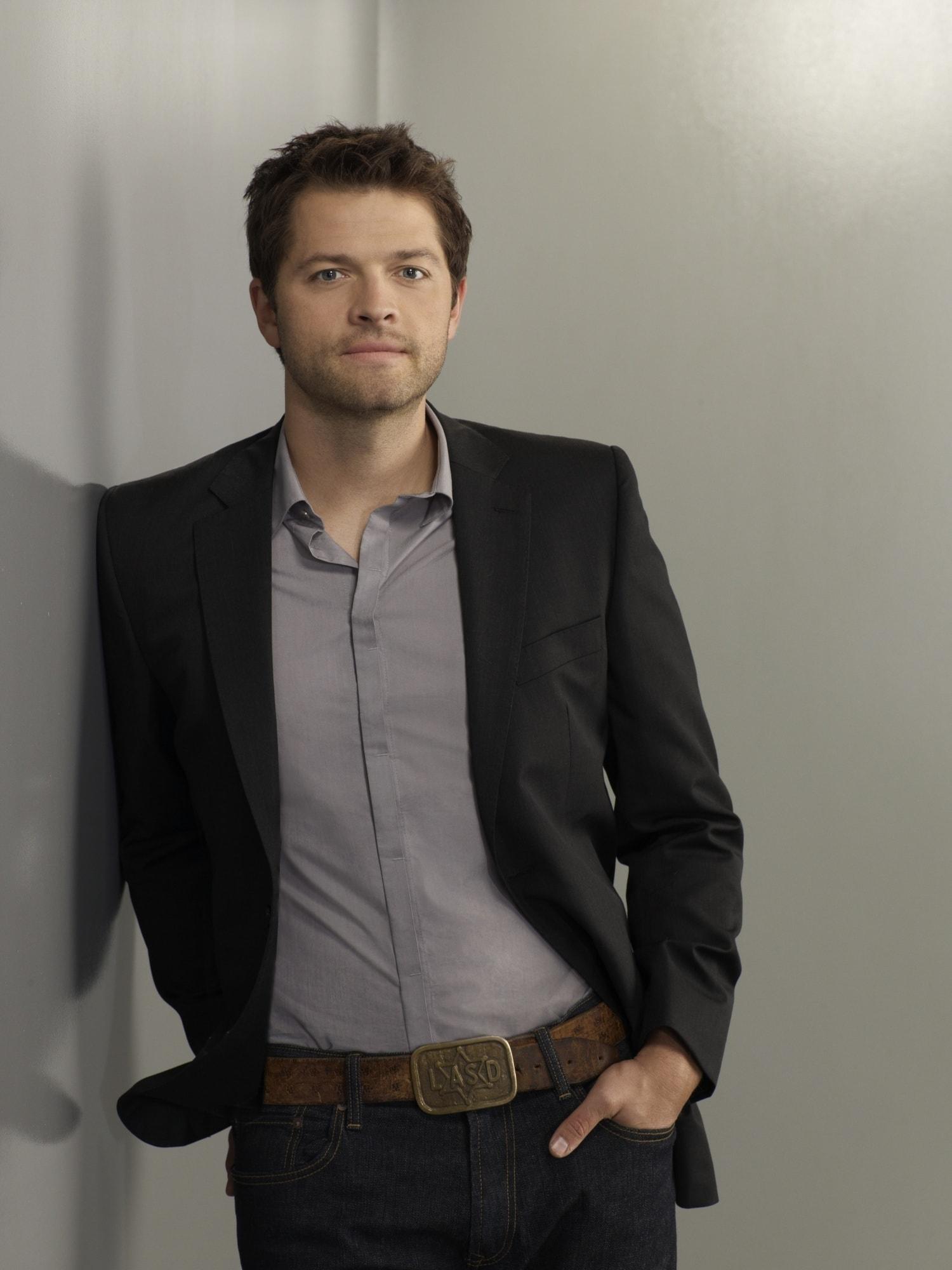 Misha Collins HD pics