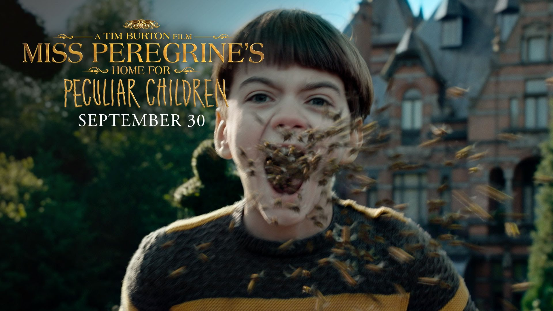 Miss Peregrine's Home for Peculiar Children HD pics