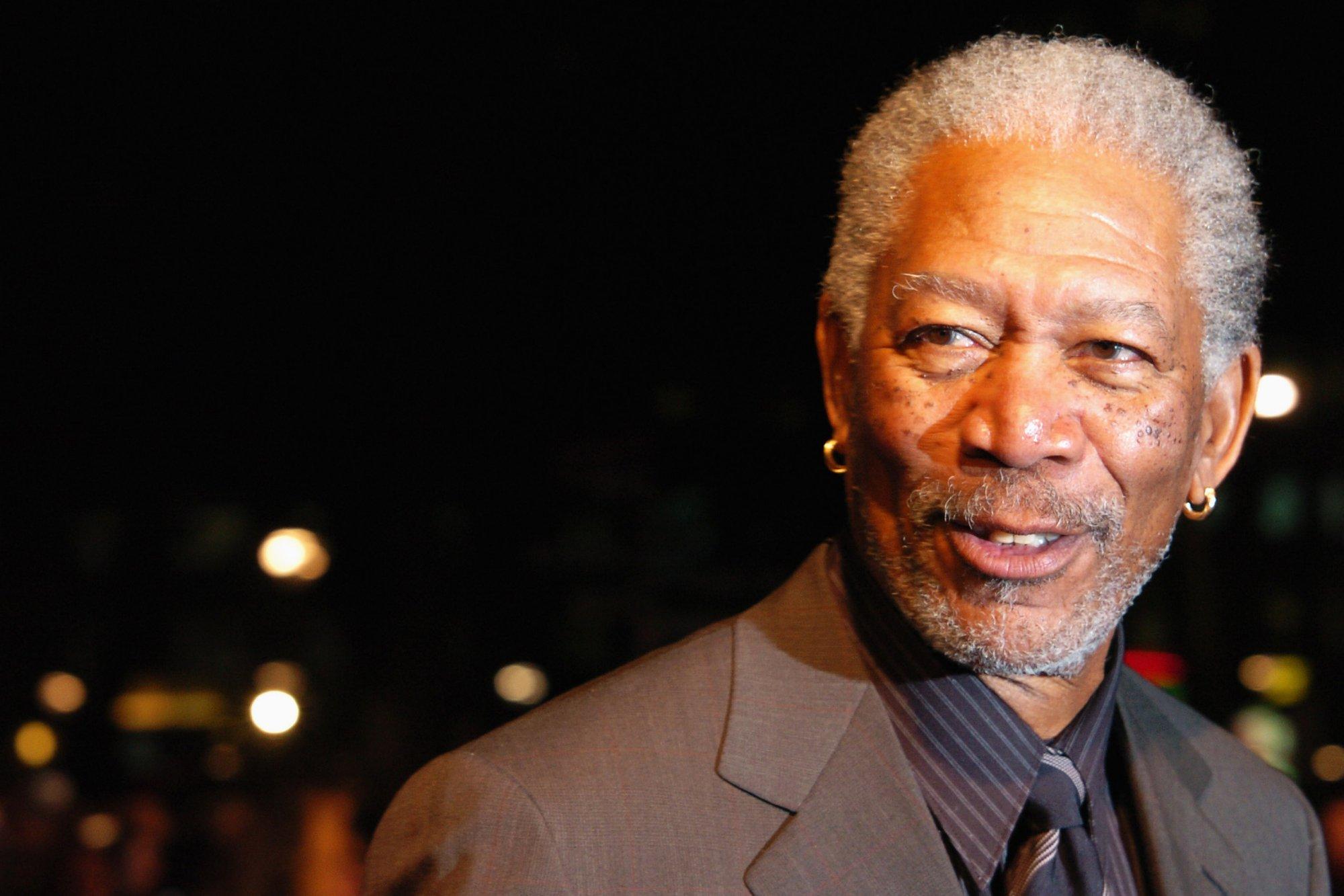 Morgan Freeman HD pics