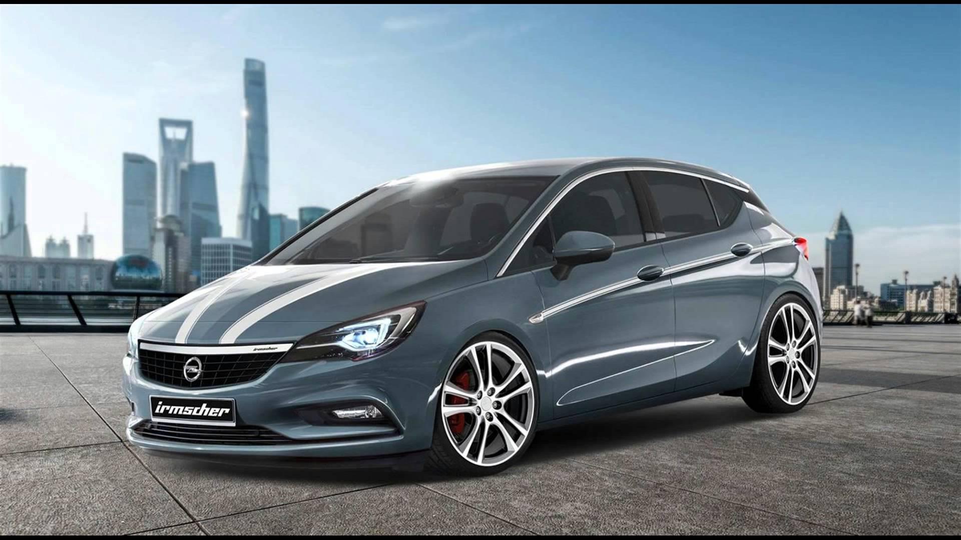 Opel Astra K HD pics