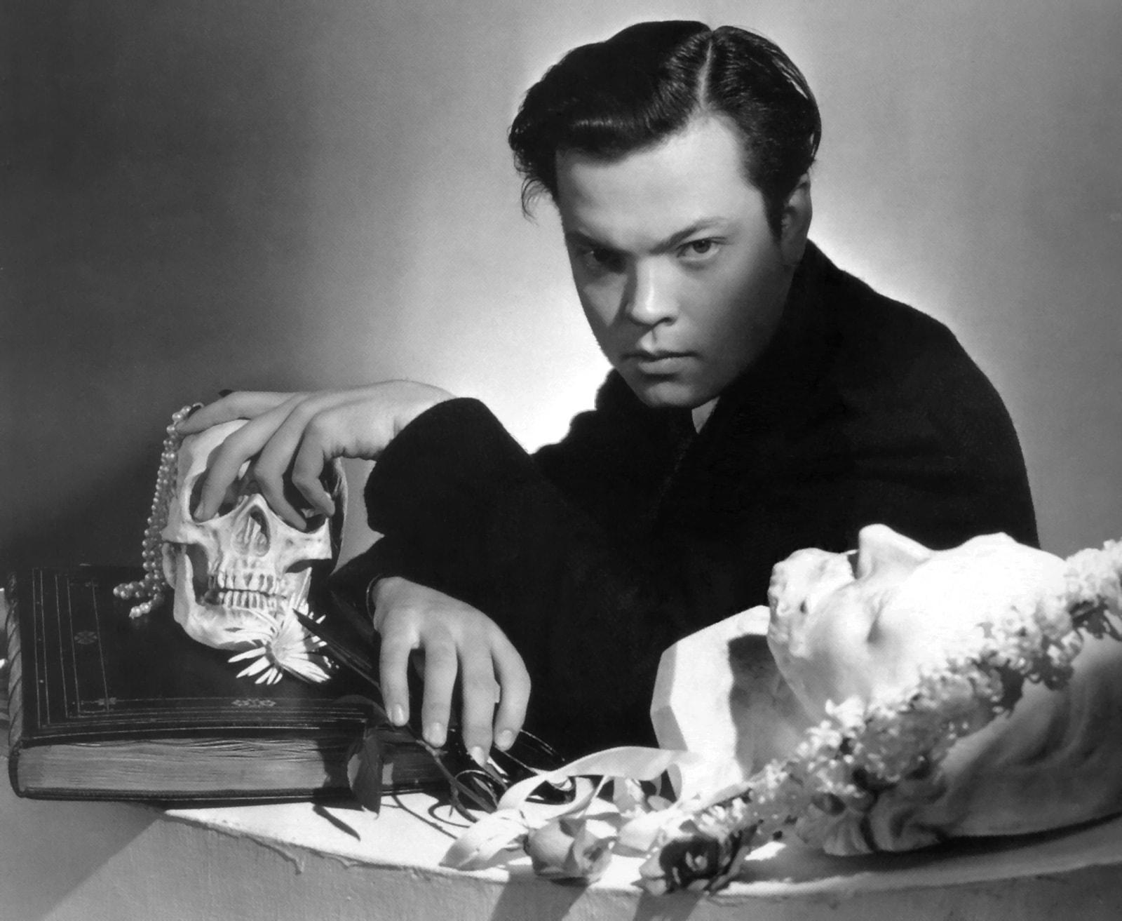 Orson Welles HD pics