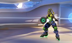 Overwatch : Lúcio Widescreen for desktop