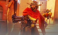 Overwatch : McCree HD pics