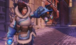 Overwatch : Mei HD pics