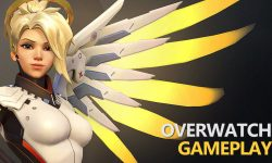 Overwatch : Mercy HD pics