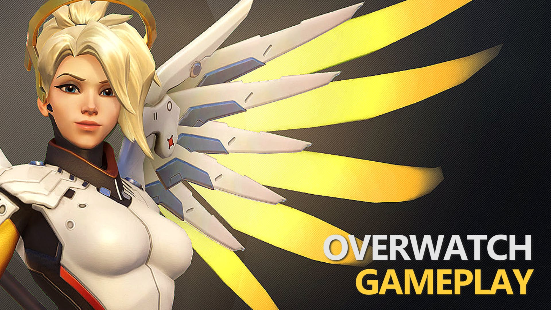 Overwatch : Mercy HD pics