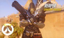 Overwatch : Reaper HD pics