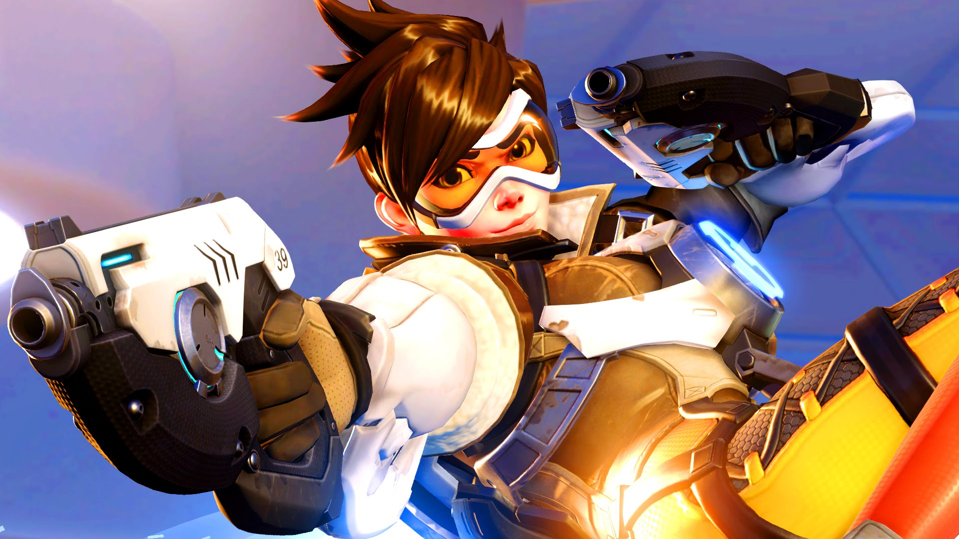 Overwatch : Tracer HD pics