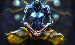 Overwatch : Zenyatta HD pics