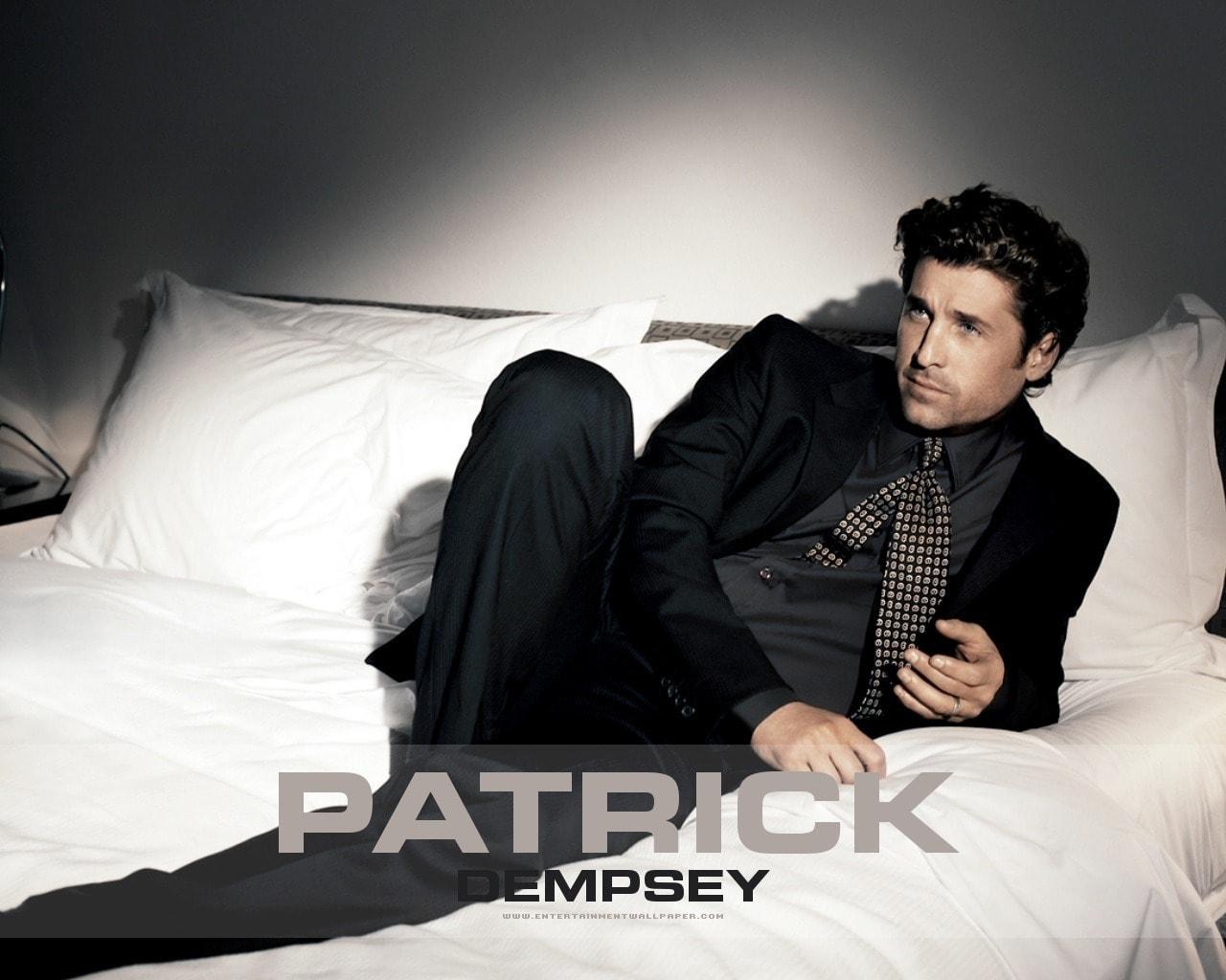 Patrick Dempsey Backgrounds