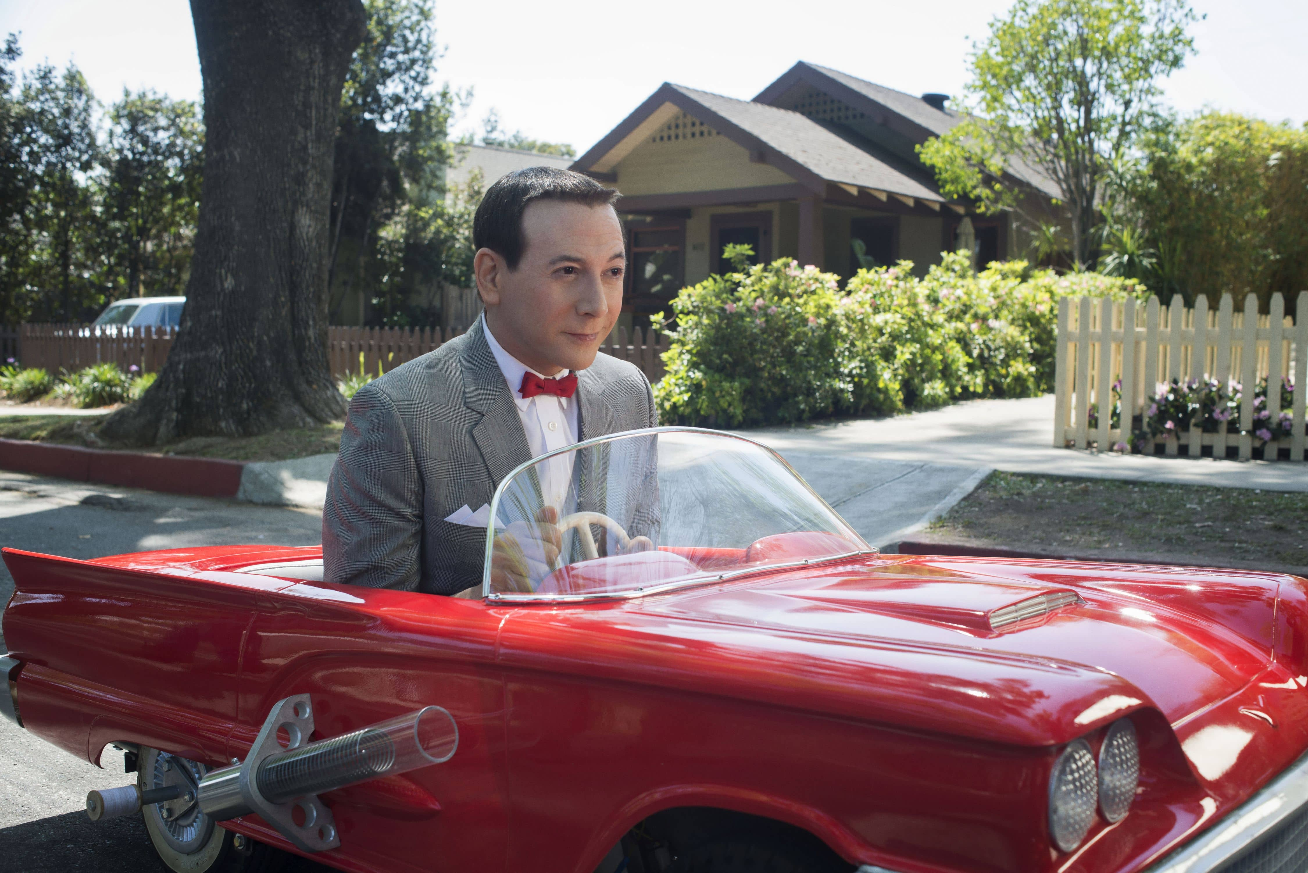 Pee-wee's Big Holiday HD pics