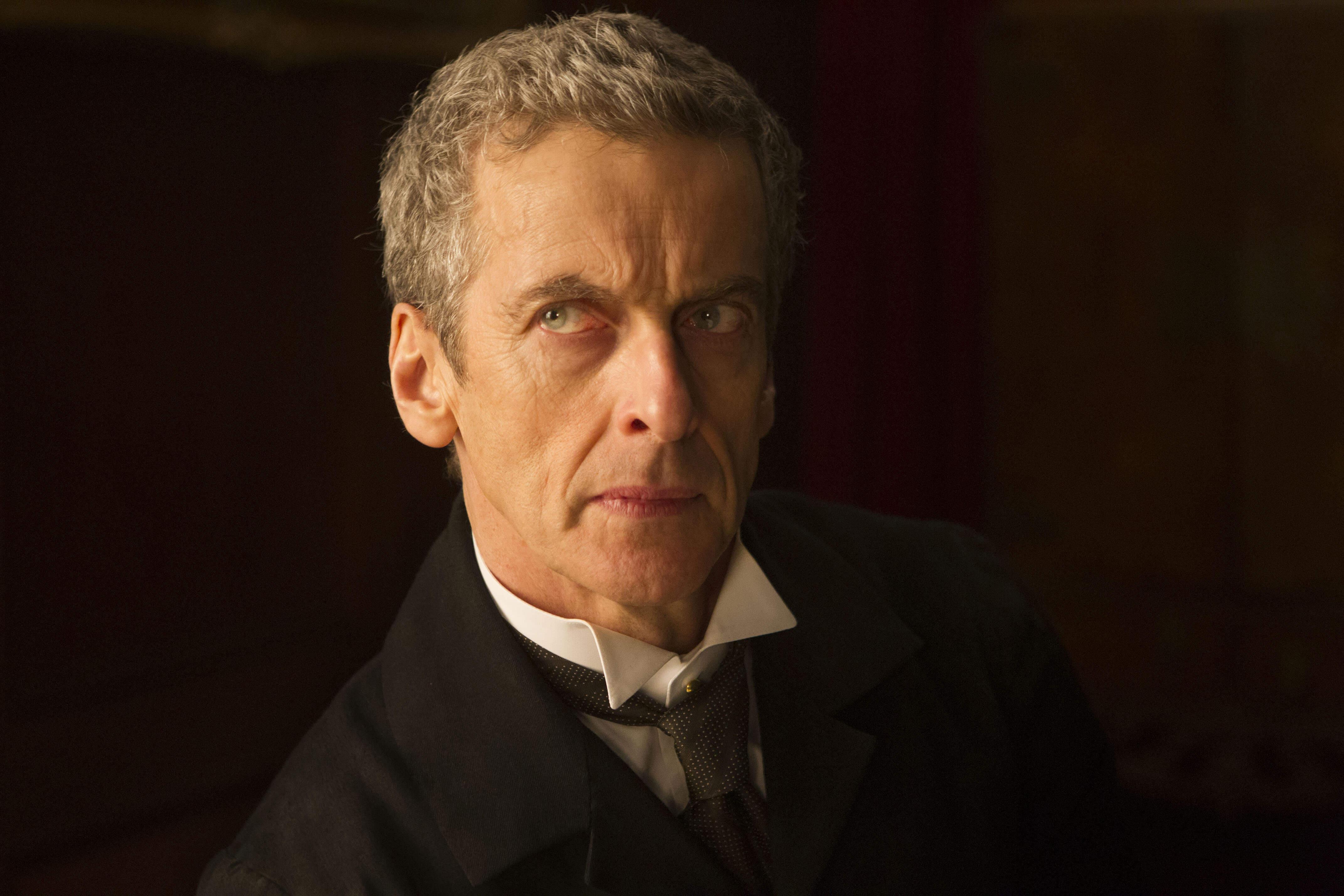 Peter Capaldi HD pics