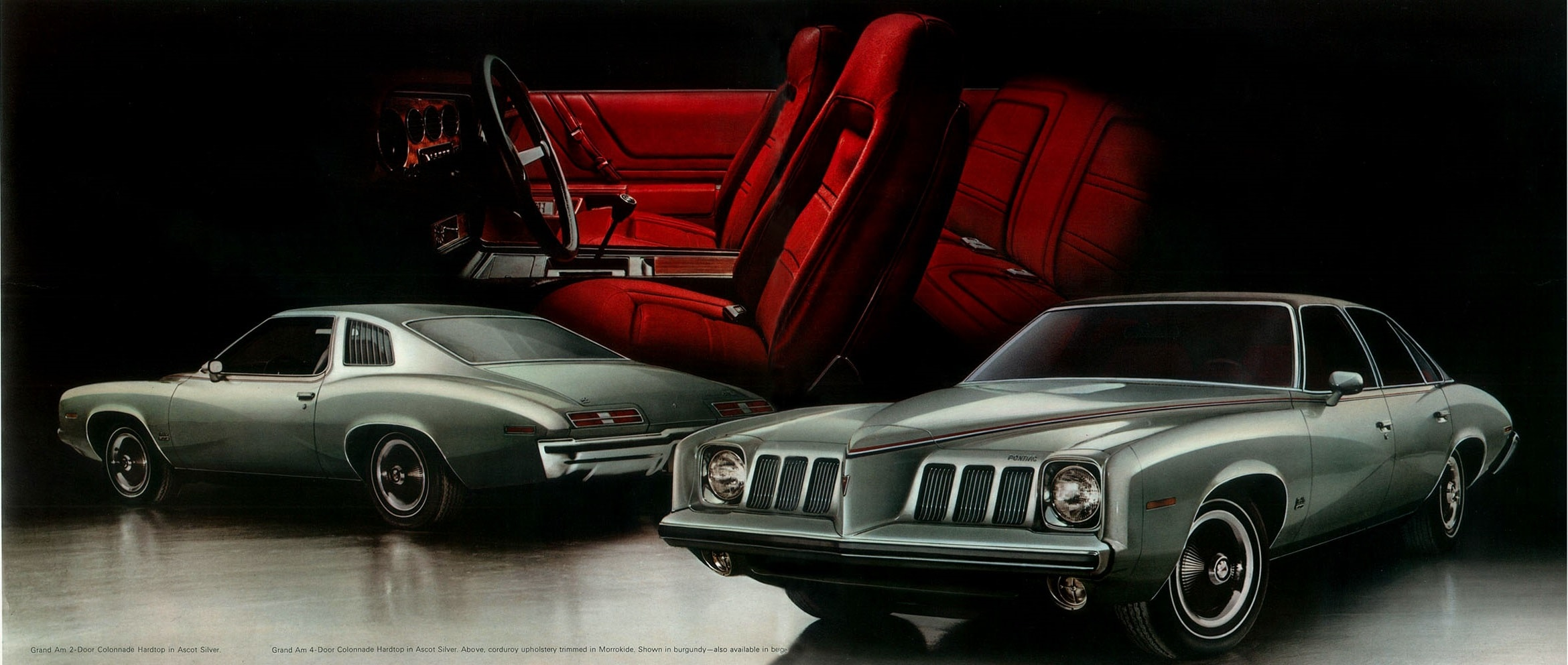 Pontiac Grand Am 1973 HD pics