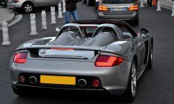 Porsche Carrera GT HD pics