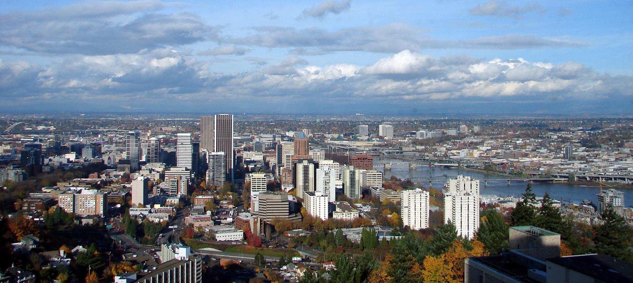 Portland HD pics