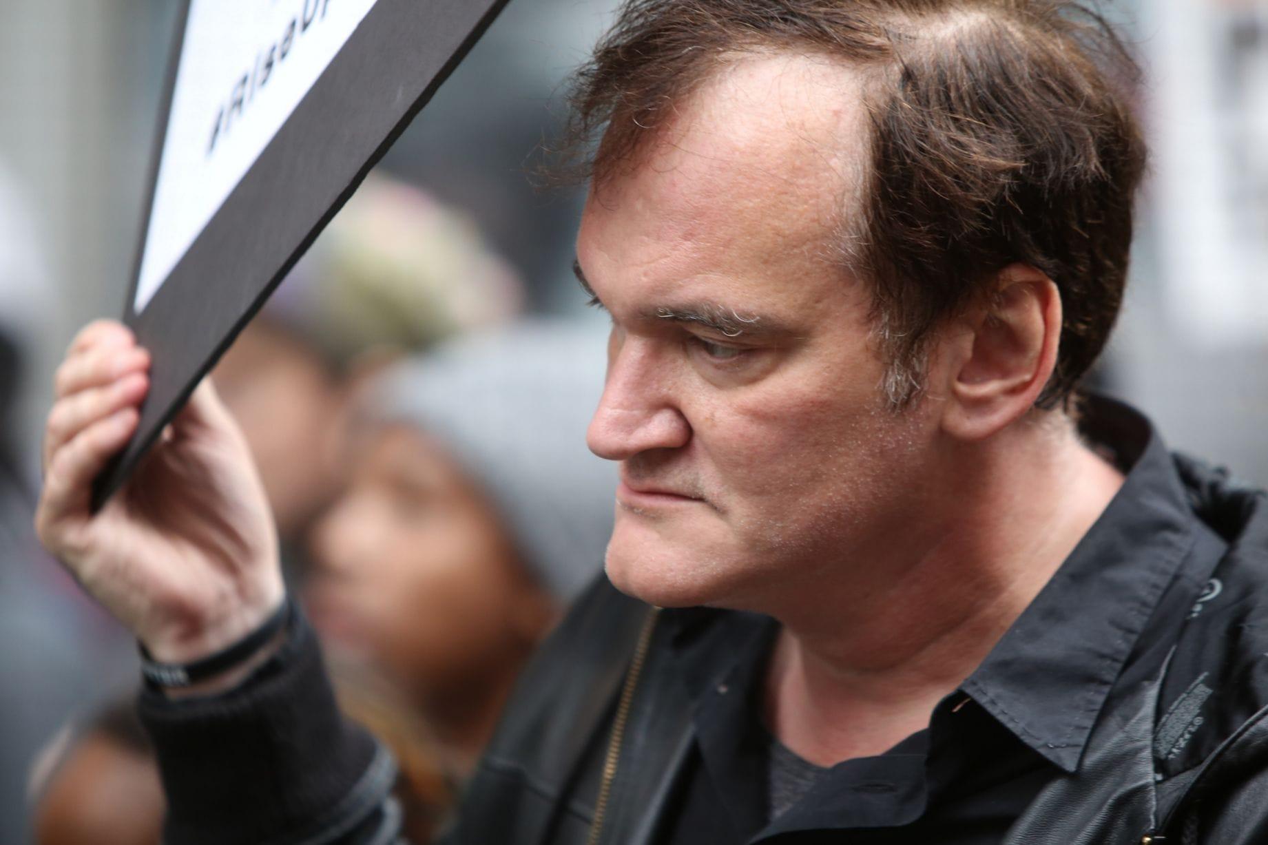 Quentin Tarantino HD pics