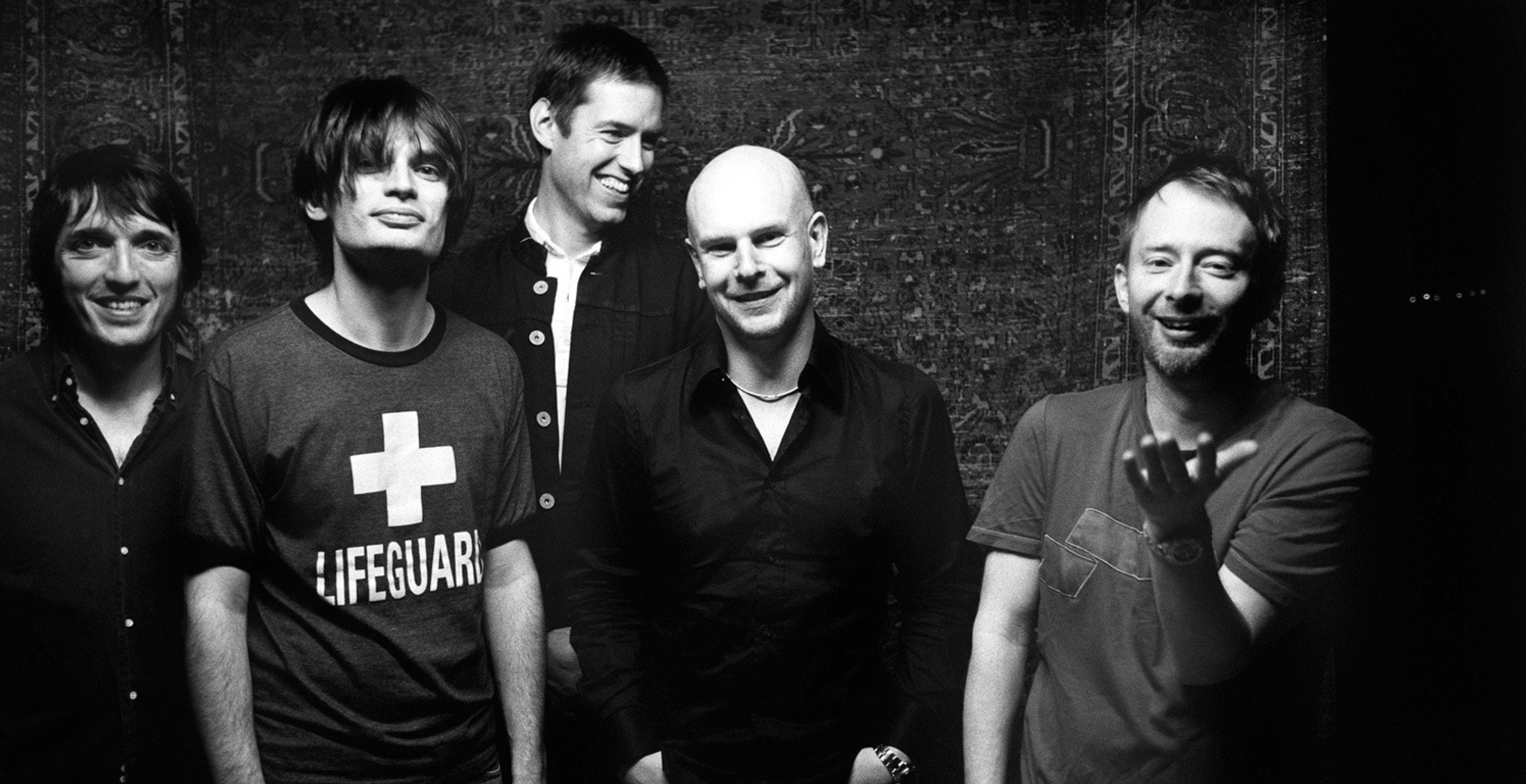 Radiohead HD pics