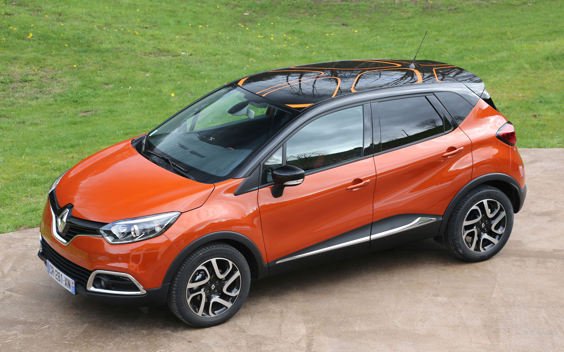 Renault Kaptur Desktop wallpapers