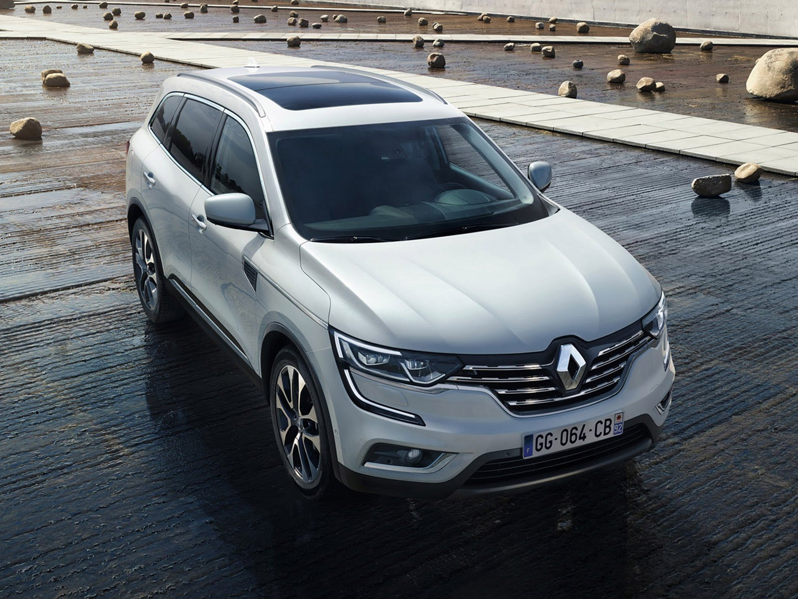 Renault Koleos 2 HD pics