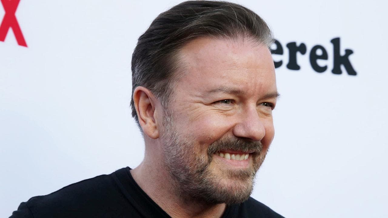 Ricky Gervais HD pics