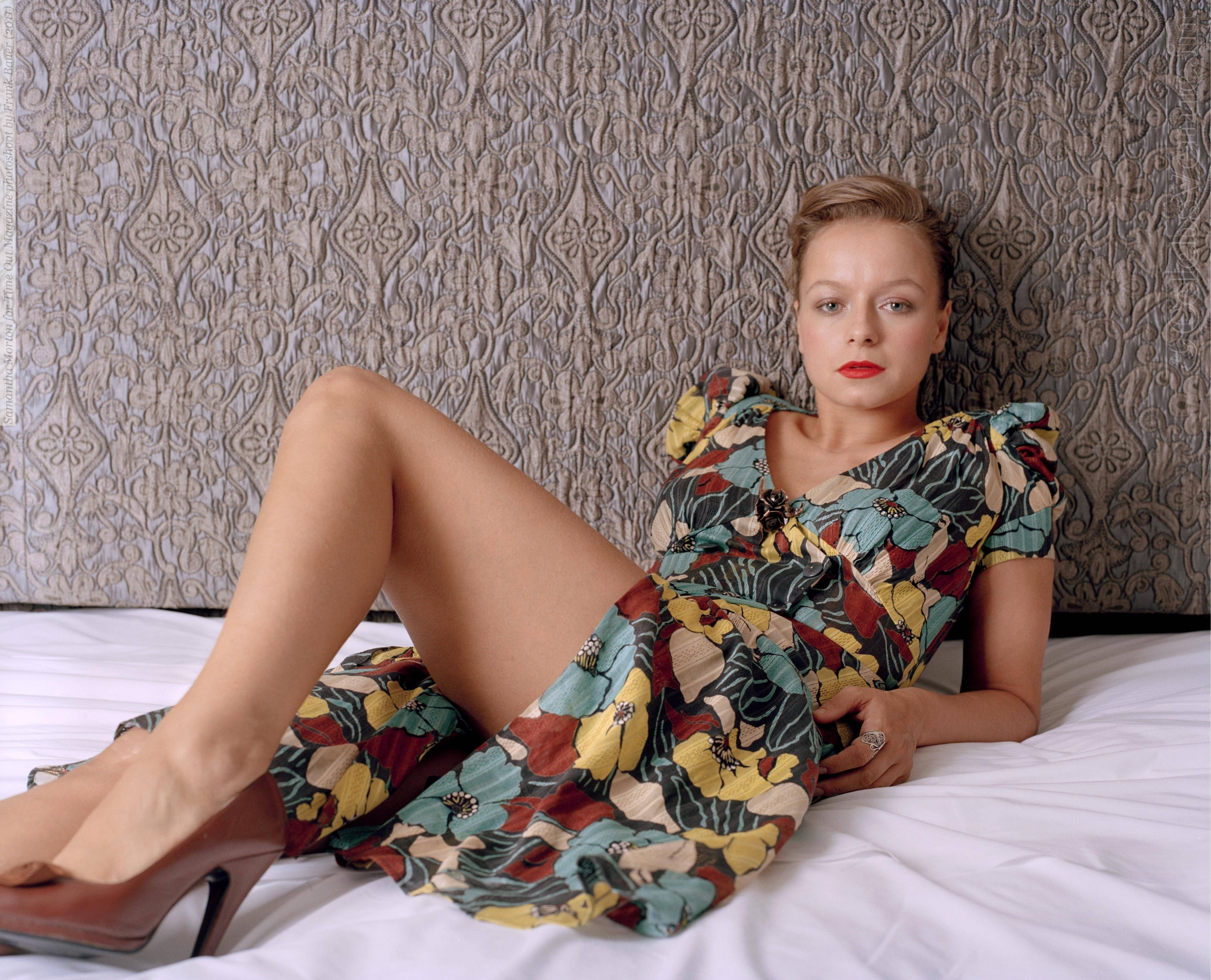 Samantha Morton HD pics