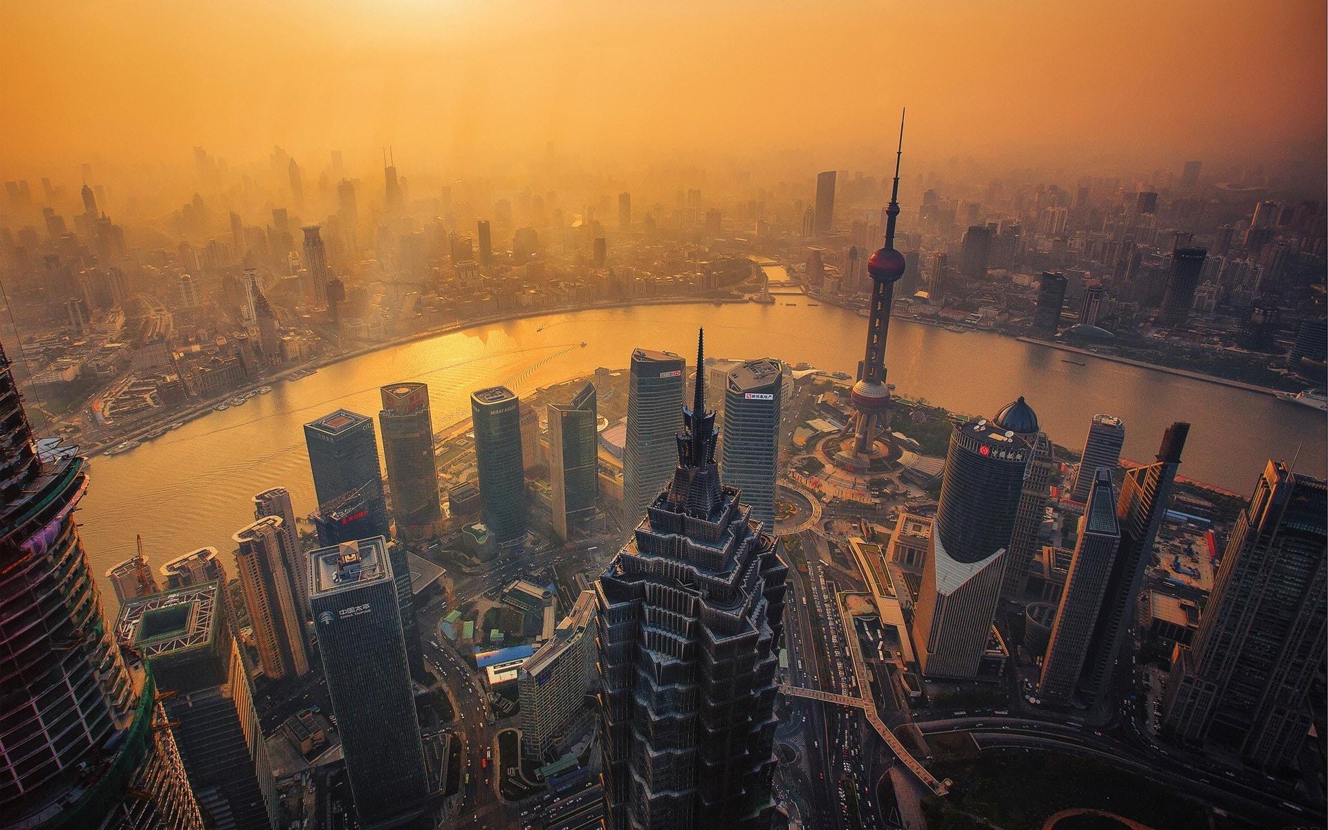 Shanghai HQ wallpapers